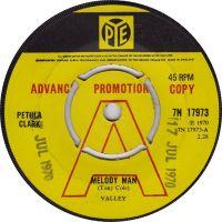 Cover Petula Clark - Melody Man [englische Version]